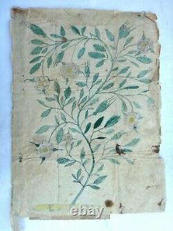 1848 antique LANCASTER PA orig FOLK ART, HANDWRIT POEM, REWARD MERIT FRAKTUR