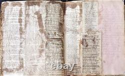 1859 antique MINNIE C HAWKINS SCRAPBOOK album FRAKTUR poems autograph sketch art