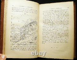 1873 JOHN RUSKIN THE POETRY OF ARCHITECTURE COTTAGE VILLA ART 1st EDITION