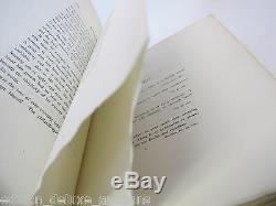 ART NOUVEAU BINDING 1st Ed 1893 LARGE PAPER Beatiful FINE VELLUM Antique Gift