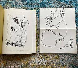 Air the Trees Larry Eigner Bobbie Creeley Art Signed HC Book Black Sparrow Press