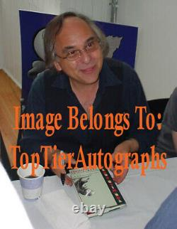 Art Spiegelman SIGNED The Wild Party HC 1st Ed + SKETCH PSA/DNA AUTOGRAPHED NEW