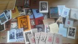 BILLY CHILDISH Selected Poems Penguin Art Books Limited Signed L-13