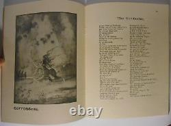 Bogey Beasts by Sidney Sime & Josef Holbrooke (1975) pb, 1 of 500 copies NEW