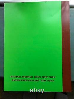 CAPTAIN BEEFHEART / Art & Poetry RARE Exhibit Book