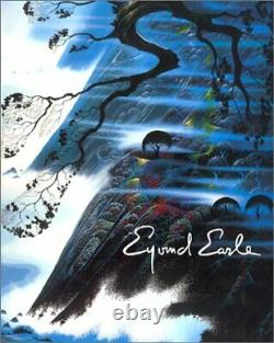 COMPLETE GRAPHICS OF EYVIND EARLE AND SELECTED POEMS AND Hardcover EXCELLENT