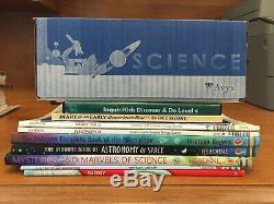 COMPLETE Sonlight Core D + E Curriculum, including Language Arts, and Science E