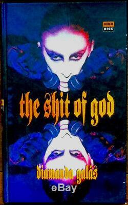 DIAMANDA GALAS The Shit of God - POETRY PERFORMANCE ART