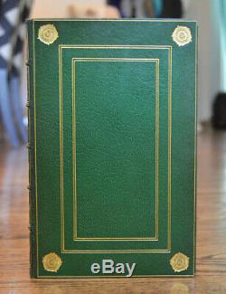 Epithalamion and Amoretti, Bumpus, Limited to 250, Full arts & crafts leather