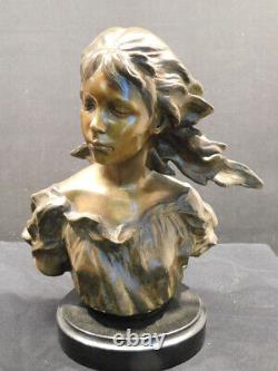 Frederick Hart The Muse Suite /Music/ Dance/Theater/Poetry Bronze Sculptures x4