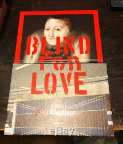 GUCCI'Blind for Love' By Nick Waplington Rare Collectors Edition New