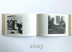 HENRI CHOPIN'dans L'Essex' RARE ARTISTS' BOOK, 1972. Concrete/Visual poetry