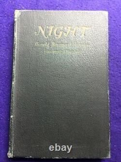 Harold Brainerd HERSEY (SIGNED) NIGHT. 1st 1923. Art Nouveau by ELLIOTT DOLD