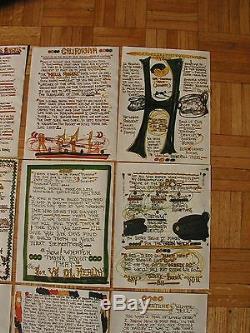 Hell's Angels Folio The Hymn To Lucifer Freewheelin' Frank Poetry