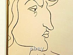 Henri Matisse MaPoèmes de Charles d'Orléans/Poems of Charles d'Orleans'12 3of43