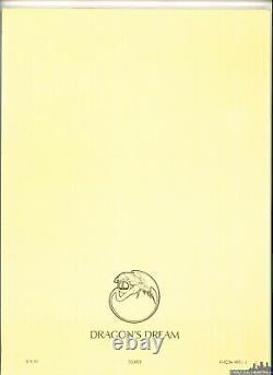 Ian Miller Secret Art (Dragon's Dream, 1980) Barry King Poetry HP Lovecraft