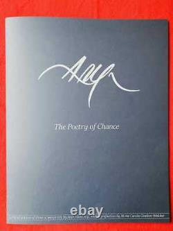JEAN HANS ARP The Poetry of Chance ORIGINAL HANDSIGNED SCREENPRINT