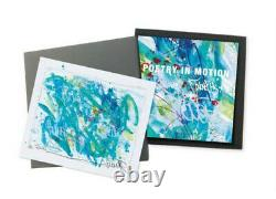 JonOne Poetry In Motion, numbered print + limited edition box