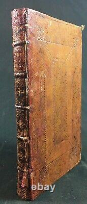 King The Art of Cookery In imitation of Horace's Art of Poetry 1708 VG 1st