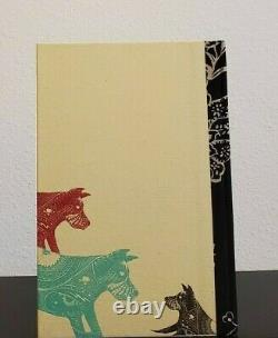 Mad Dogs Of Trieste By Janine Pommy Vega, Black Sparrow, Lettered Ed withArtwork