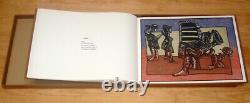 Mexican Spanish Art JOSE LUIS CUEVAS JOAN BROSSA Artist Book Poems Woodcuts n14
