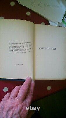 POEMS WB YEATS 1912 Beautiful binding (Arts and Crafts)