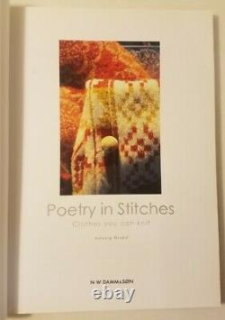 Poetry in Stitches Clothes You Can Knit by Solveig Hisdal, 2004 Hardcover