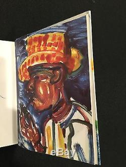 Romare Bearden signed Poems of The Caribbean 1983 #1251