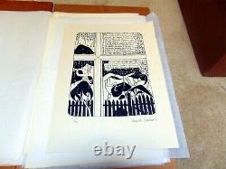 San Francisco Arts Festival 1963, A Poetry 8 Signed Broadsides
