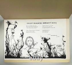 San Francisco Arts Festival A Poetry Folio / Signed 1963