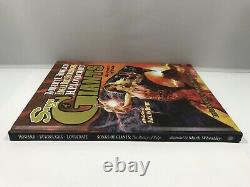 Songs of Giants The Poetry of Pulp Lovecraft Howard Burroughs #53 Of 1000 Rare