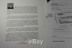 THE MAN MADE OF VISIONS N. Scott Momaday Limited Edition Portfolio Poems & Art