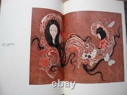Takato Yamamoto Illustration Art Book Necrophantasmagoria Kawade Shobo 94 Pages
