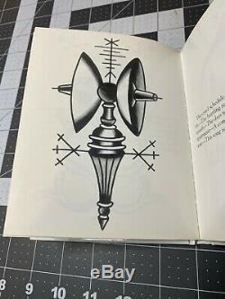 The Doomsday Bonnet by Dan Higgs Rare tattoo flash lungfish Daniel Higgs