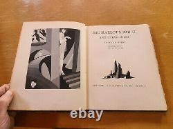 The Harlots House Oscar Wilde John Vassos #72 / 200 SIGNED Ltd. Art Deco 1929