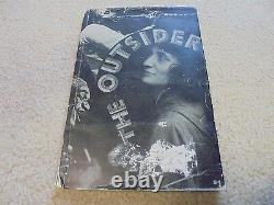 Vintage The Outsider Magazine Vol. 1 No. 2 Summer 1962 Jon Webb Printed by Hand