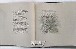 Voyages Six Poems by Hart Crane Illustrated by Leonard Baskin #931 Signed