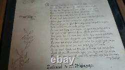 WW2 Convoy Interest Original Survivor of SS'Kingston Hill' Details and Poem