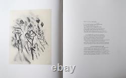 Willem de Kooning, Poems by Frank O'Hara Portfolio, Book of 17 Lithographs on Ja